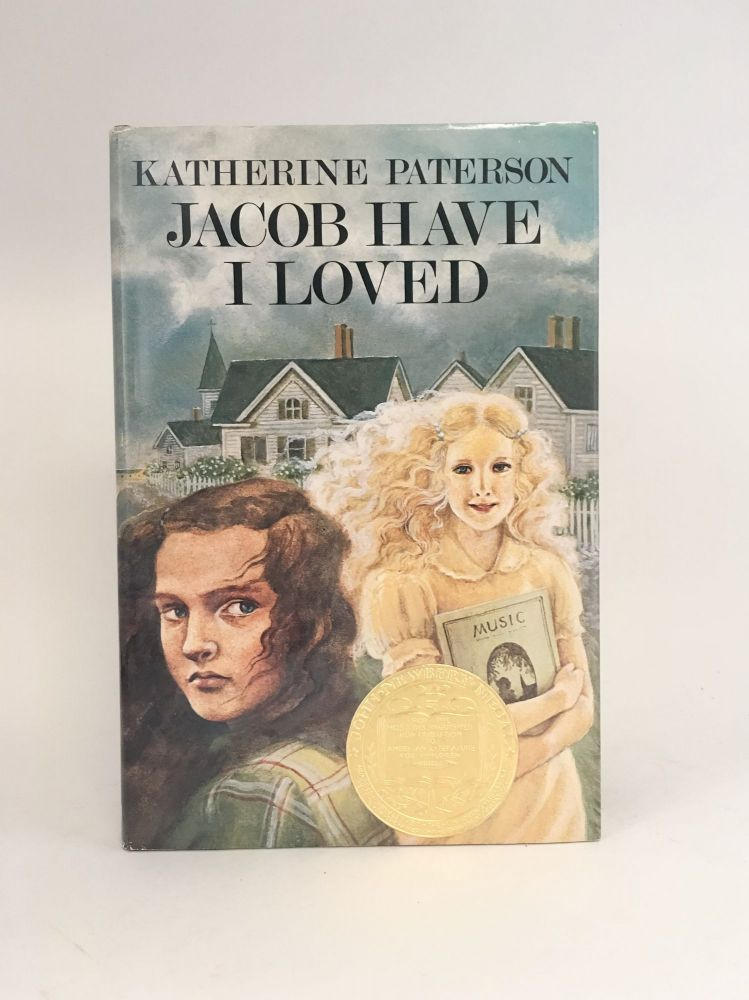 Jacob Have I Loved. Katherine PATERSON.