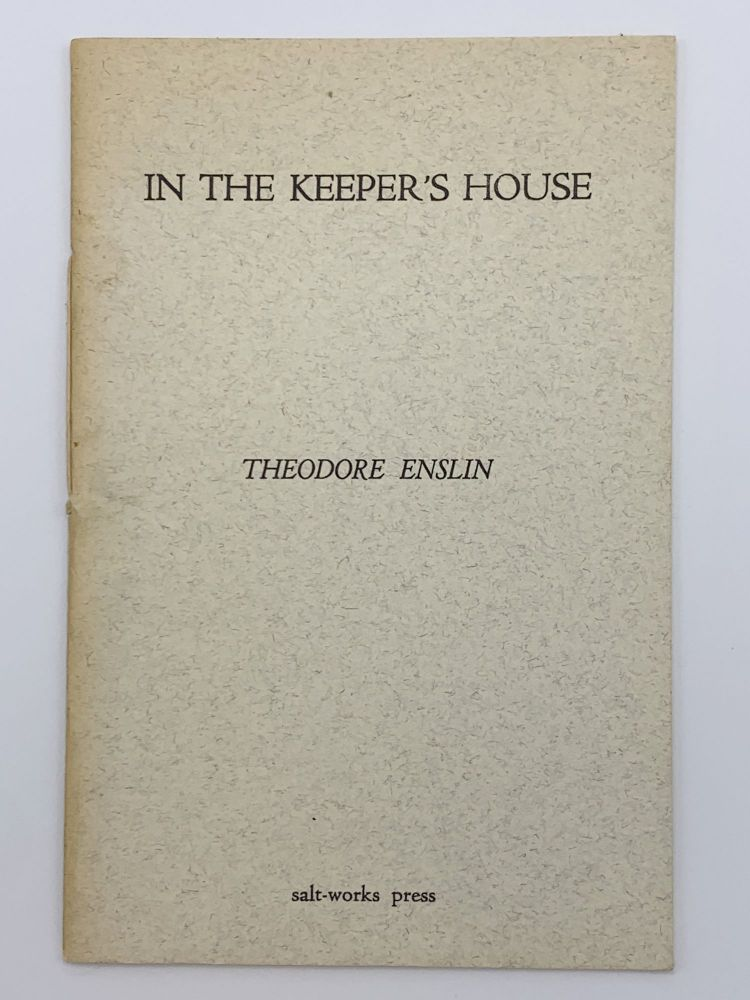 In the Keeper's House. Theodore ENSLIN.