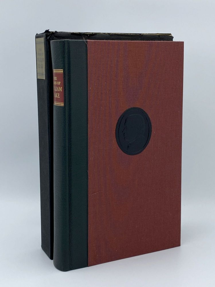 The Poems. LIMITED EDITIONS CLUB, WIlliam / Selected BLAKE, edited and, Aileen Ward.