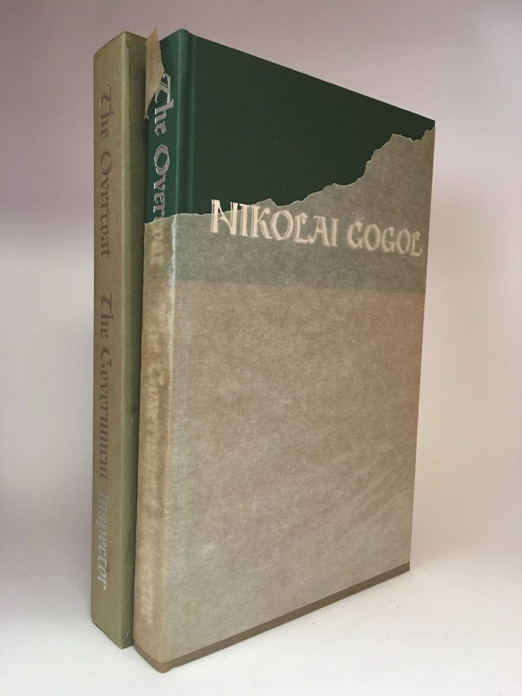 The Overcoat / The Government Inspector. LIMITED EDITIONS CLUB, Nikolai GOGOL.