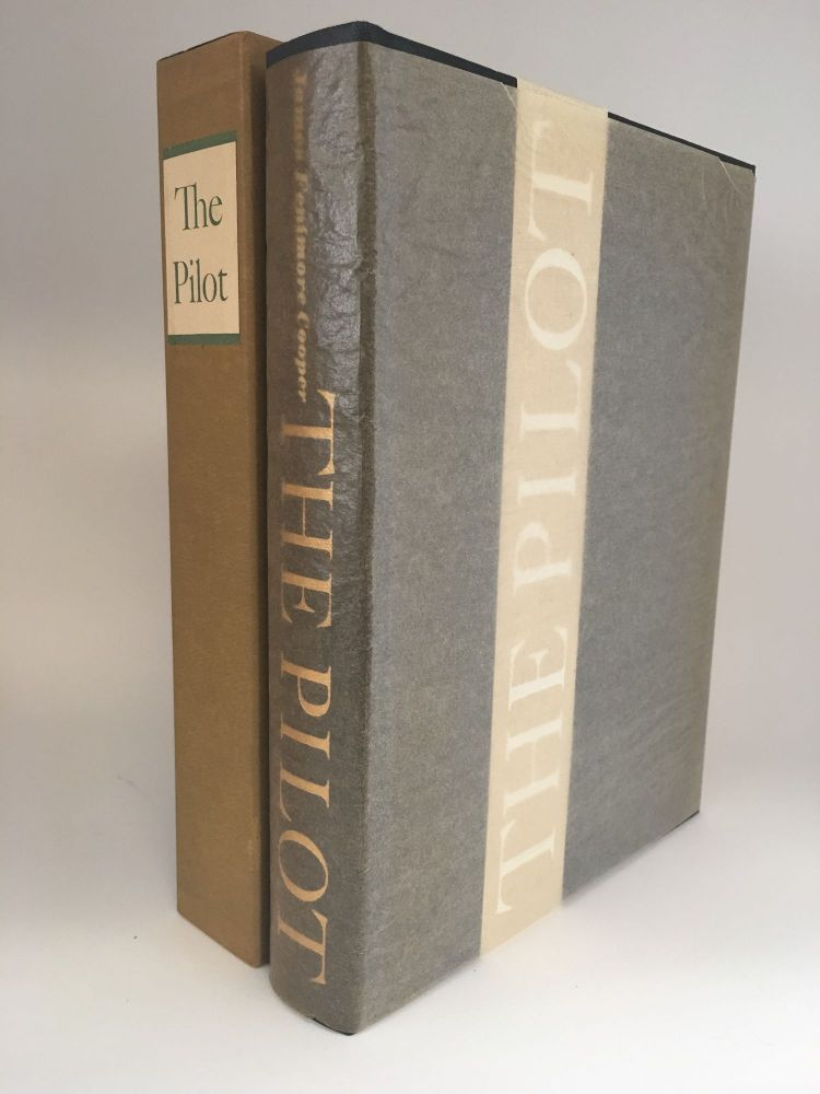 The Pilot. LIMITED EDITIONS CLUB, James Fenimore COOPER.