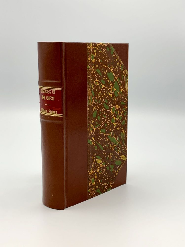 A Treatise on the Diagnosis and Treatment of Diseases of the Chest.; Edited by Alfred Hudson and Dr. Acland. William STOKES.
