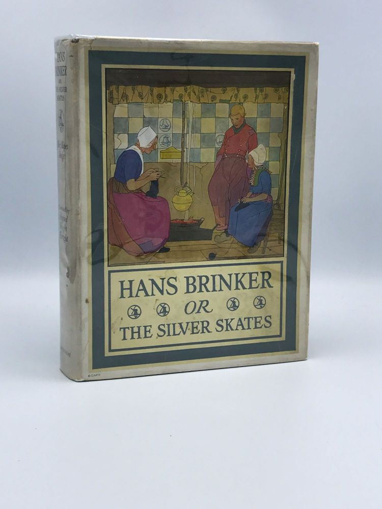 Hans Brinker or the Silver Skates. Mary Mapes DODGE.