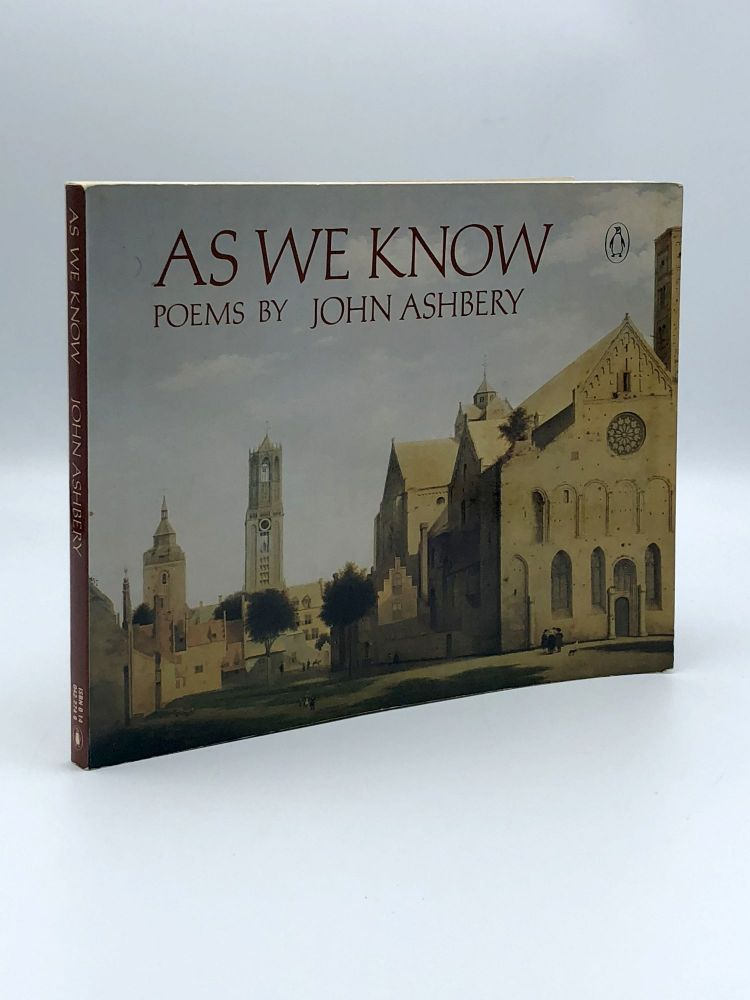 As We Know. Poems. John ASHBERY.
