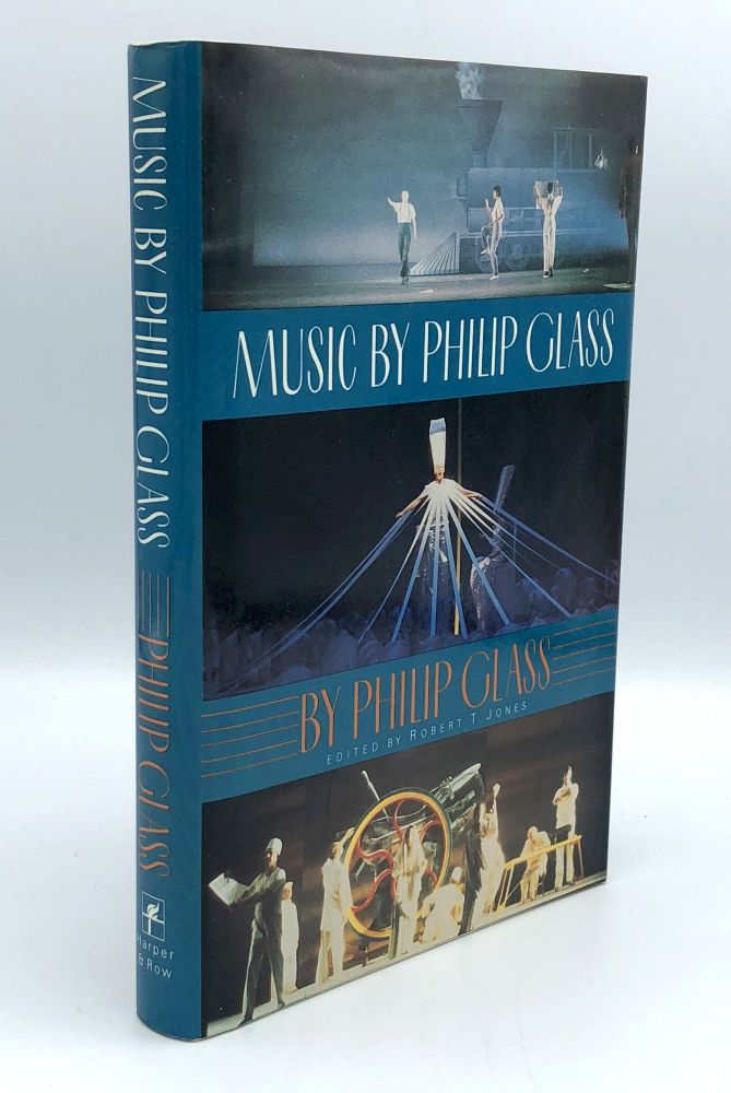 Music by Philip Glass. Philip GLASS, Robert T. JONES.