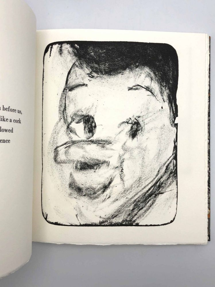 Donkey in the Sea before Us (Pinocchio and Poems). Jim DINE.