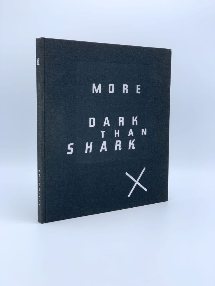 More Dark Than Shark. Brian ENO, Russell MILLS.