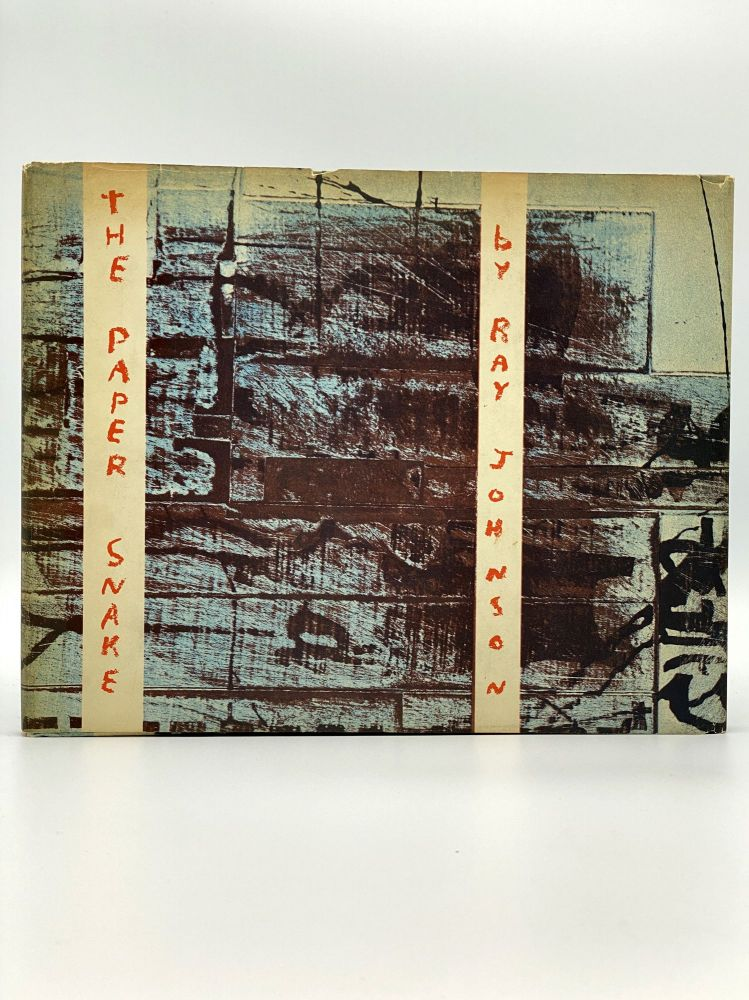 The Paper Snake. Ray JOHNSON.