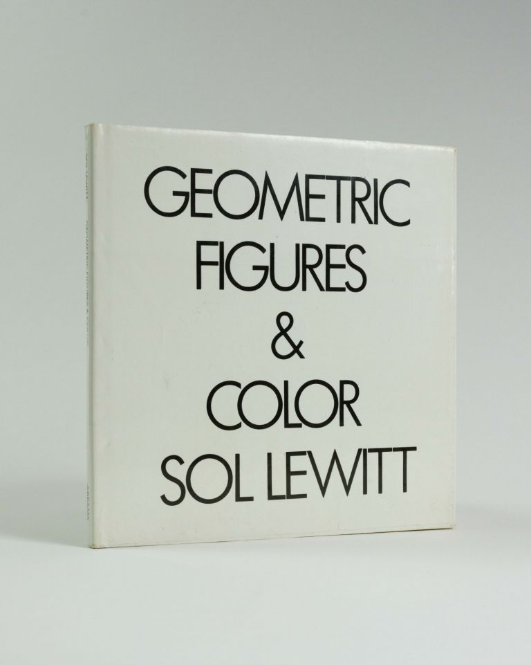 Geometric Figures & Color. Sol LEWITT.