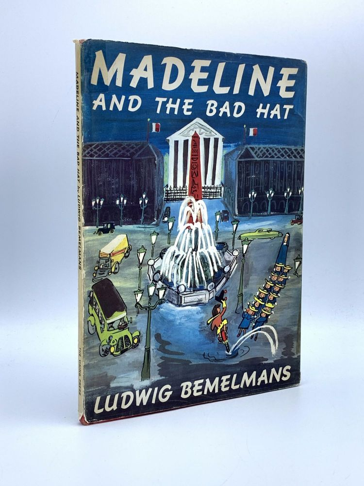 Madeline and the Bad Hat. Ludwig BEMELMANS.