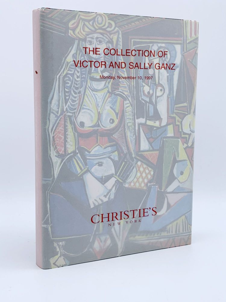 The Collection of Victor and Sally Ganz. CHRISTIE'S, GANZ COLLECTION.