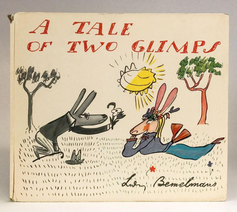 A Tale of Two Glimps. Ludwig BEMELMANS.