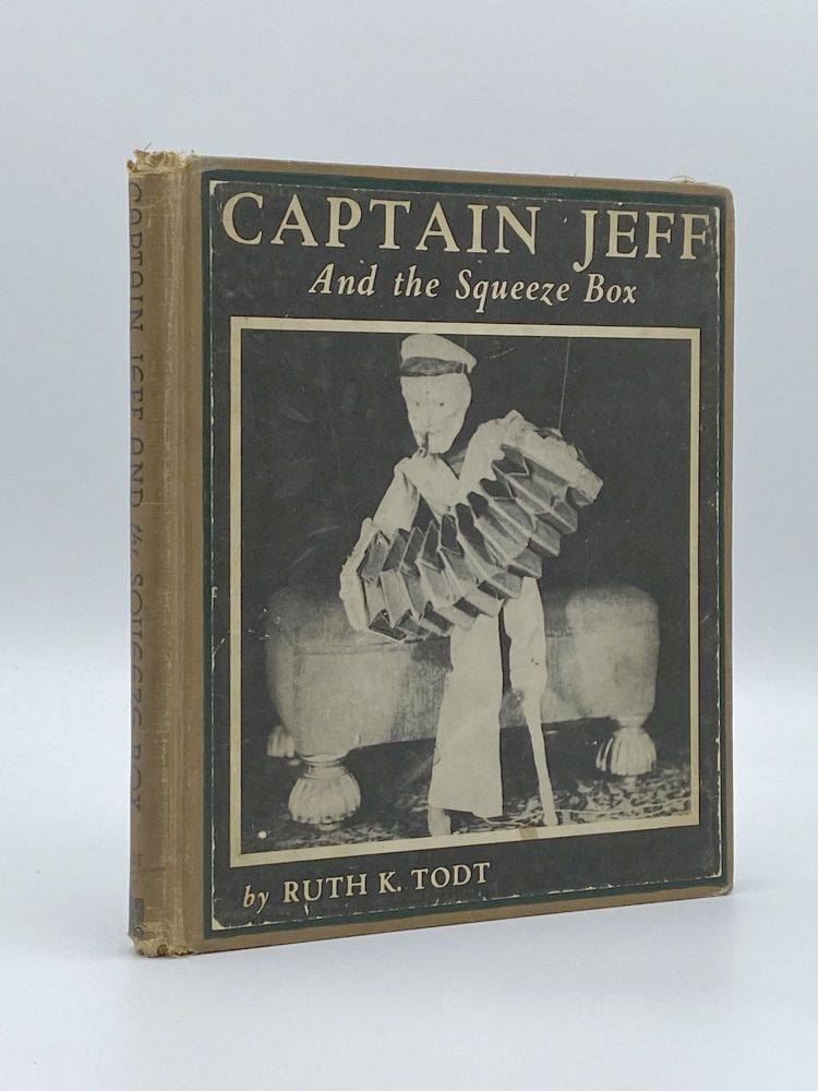 Captain Jeff and the Squeeze Box. Ruth K. TODT.