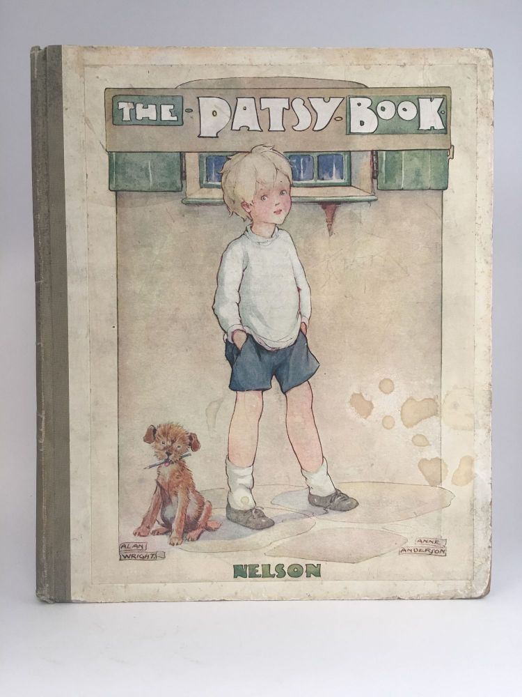 The Patsy Book. Anne ANDERSON.