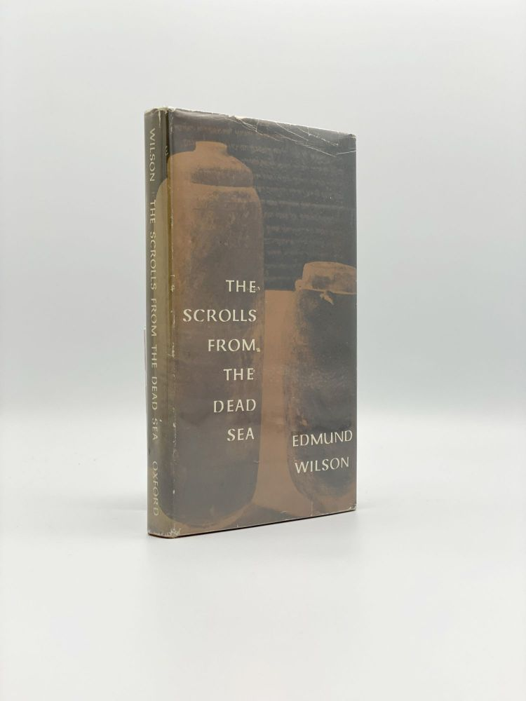 The Scrolls from the Dead Sea. Edmund WILSON.