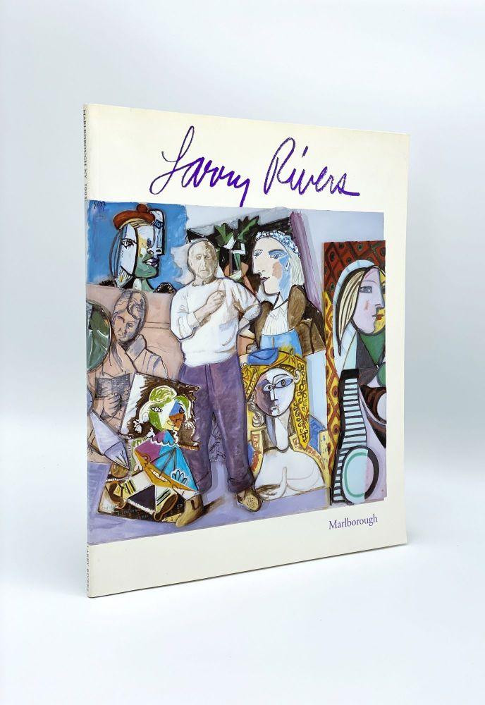 Larry Rivers: Art and the Artist. Larry RIVERS.