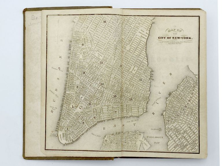 The Great Metropolis: Or, New York in 1845. NEW YORK.