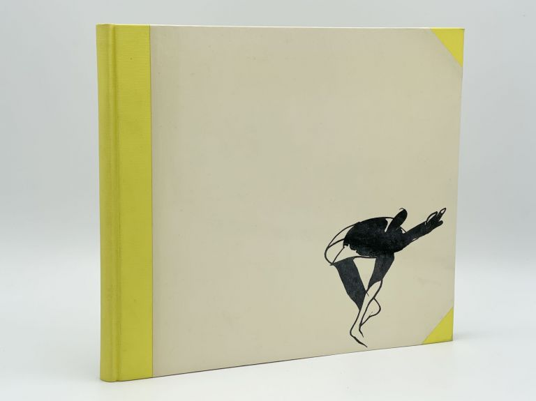 [Book with 22 silkscreens, One of 100 copies]. Lage LINDELL.