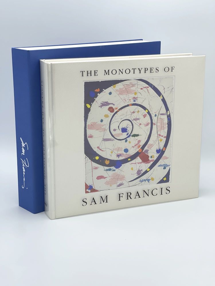 The Monotypes of Sam Francis [Deluxe]. Sam FRANCIS.