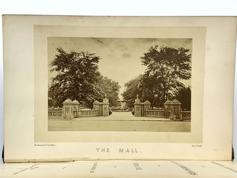 Thirteenth Annual Report of the Board of Commissioners of the Central Park, of the Year Ending December, 1869. CENTRAL PARK.