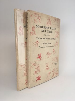 Somebody Else's Nut Tree [two issues]. Maurice SENDAK, Ruth KRAUSS