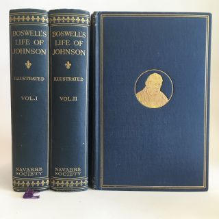 The Life of Samuel Johnson. Samuel / BOSWELL, Clement K. SHORTER