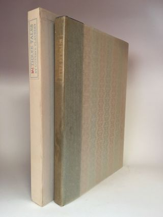 Three Tales. LIMITED EDITIONS CLUB, Gustave FLAUBERT