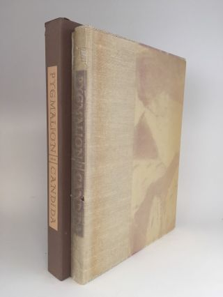 Pygmalion and Candida. LIMITED EDITIONS CLUB, George Bernard SHAW
