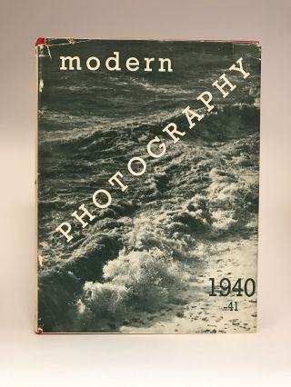 Modern Photography. The Studio Annual of Camera Art 1940-41. C. G. HOLME