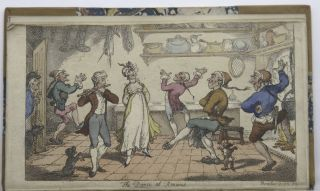 A Sentimental Journey through France and Italy. By Mr. Yorick. Thomas ROWLANDSON, Laurence STERNE.