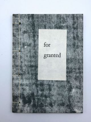 for granted. Cid CORMAN