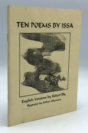 Ten Poems by Issa. ISSA, Robert BLY