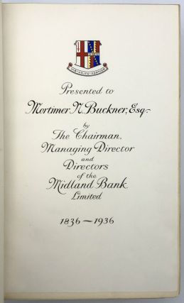 A Hundred Years of Joint Stock Banking