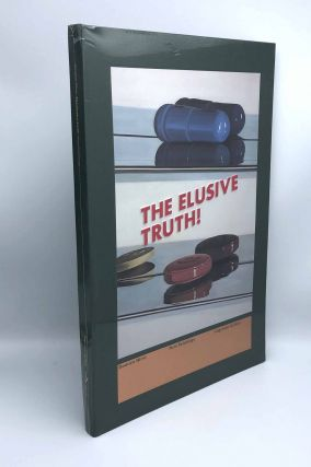 The Elusive Truth! New Paintings. Damien HIRST