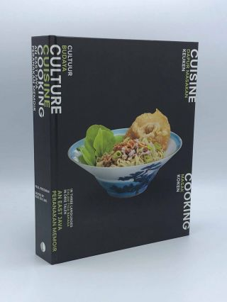 Culture Cuisine Cooking: An East Java Perankan Memoir. Paul FREEDMAN, Koo Siu LING, designer Irma BOOM.