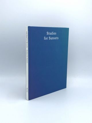 Studies for Sunsets. Jean-Baptiste BERNADET, Alex BACON