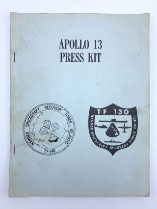 Apollo 13 Press Kit [Recovery Force]. APOLLO 13