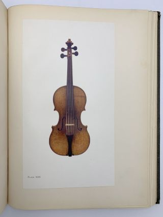 The Hawley Collection of Violins. With a history of their makers and a brief review of the...