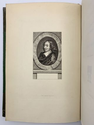 The Thoughts of Blaise Pascal. Translated from the text of M. Auguate Molinier by C. Kegan Paul