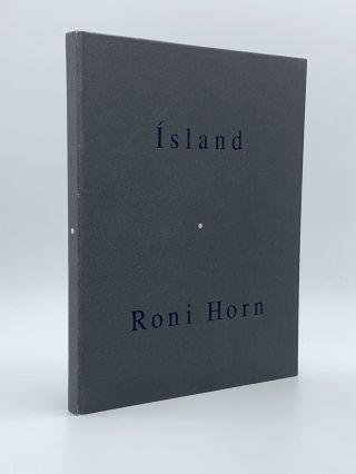 Roni Horn: To Place: Lava