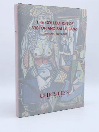 The Collection of Victor and Sally Ganz. CHRISTIE'S, GANZ COLLECTION