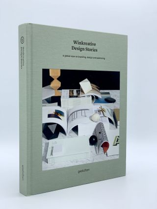 Winkreative Design Stories: A Global View on Branding, Design and Publishing. WINKREATIVE