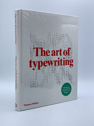 The Art of Typewriting. Marvin SACKNER, Ruth SACKNER