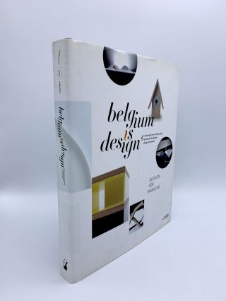 Belgium Is Design: Design for Mankind. Lise COIRIER