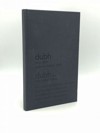 Dubh: Dialogues in Black. Marianne MAYS