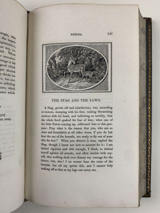 The Fables of Aesop, and Others, with Designs on Wood