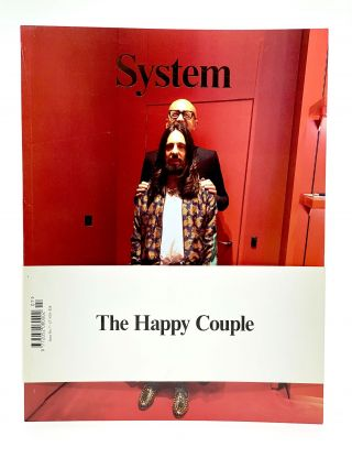 System: Issues 1-5, 7, 8