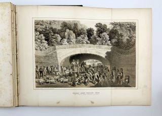 Third Annual Report of the Board of Commissioners of the Central Park, January, 1860