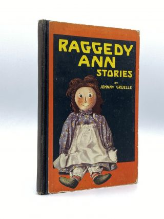 Raggedy Ann Stories. Johnny GRUELLE