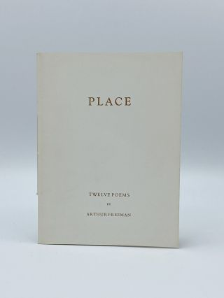 Place. Arthur FREEMAN
